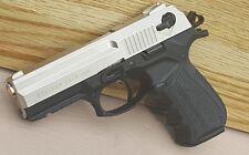 NEW ZORAKI 2918  9mm SATIN FINISH  REPLICA MOVIE PROP GUN
