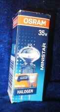 35w OSRAM 50035 MiniStar Halogen Axial Reflector Gy6.35 12v Bulb Light Lamp 2pin