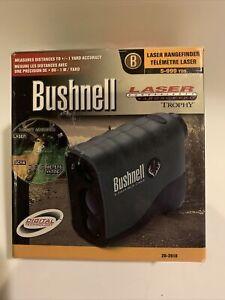 Digital Technology Bushnell Laser Rangefinder Yardage Probtroghy