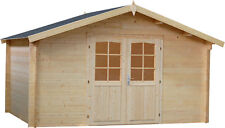 gartenhaus 4x4 g nstig kaufen ebay. Black Bedroom Furniture Sets. Home Design Ideas