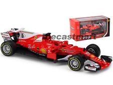 Miniature Burago Ferrari Sf70h N°5 Sebastian Vettel