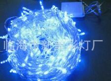 10M 100LED Light String Outdoor Waterproof Fairy Wedding Christmas 110V220V Blue
