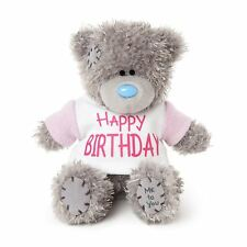 Me to You Happy Birthday Tatty Teddy Bear