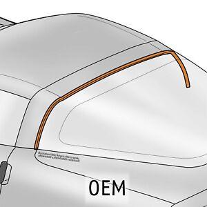 2005-2013 Corvette Rear Hatch Forward Auxiliary Weatherstrip Seal 630016