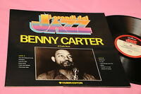 B. CARTER LP ITALIA 1980 JAZZ MINT MAI JUGADO FOC+FOLLETO BIO