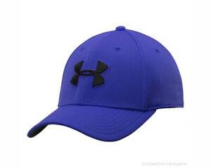 Under Armour UA 1254123 Mens Blitzing II Cap BASEBALL HAT M/L BLUE 400