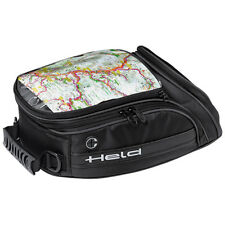 Held Case Black Moto Motorcycle Slide System Water Repellent Tankbag | 6.5 L