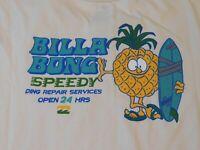 Boys youth Billabong surf skate L 6 Premium Tee Speedy Short Sleeve T Shirt NWT