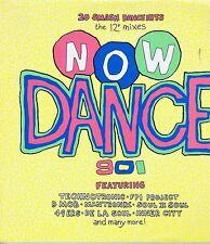 TECHNOTRONIC / FRI PROJECT / D MOB + Now Dance 9012 LP