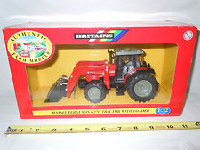Massey Ferguson 6270 With Loader   By Britains   1/32nd Scale