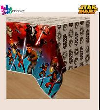 American Greetings Star Wars Rebels Plastic Table Cover 140cm X 240cm Party