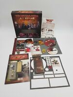 The Walking Dead All Out War Miniatures Game *Incomplete SEE DESCRIPTION* Parts