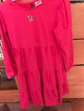 girl's Hanna Andersson  long sleeve  dress size 140