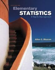 Elementary Statistics by Allan G. Bluman (6th Ed)ISBN-10:0073251631