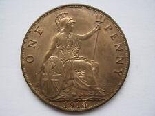 1914 Penny, A UNC.