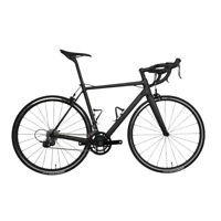 Carbon Frame Racing Bike Alloy Wheelset Clincher Road Bike Tire 25C UD complete