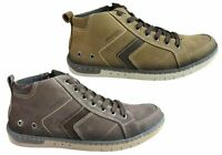 NEW PEGADA BILL MENS LEATHER COMFORTABLE CASUAL BOOTS MADE IN BRAZIL