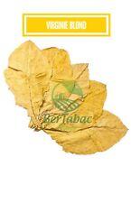 FEUILLES DE TABAC VIRGINIE BLOND 1KG