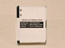 New BAT-00022-1050 Battery for Skycaddie Skygolf SG5 GPS Range Finder DSC-GB100K