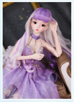 """24"""" New 1/3 Handmade Resin BJD MSD Lifelike Dolls Joint Dolls Girl Gift Caroline"""
