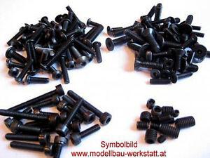 XXL Schrauben-Set für Tamiya DT-03 DT-03T DT-02 Chassis Stahl hochfest screw kit