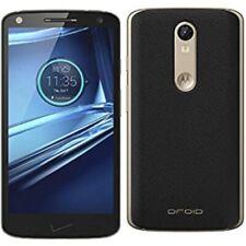 New ListingMotorola Droid Turbo 2 Xt1585 4G Gsm Unlocked/(Verizon)Black Leather Cell Phone