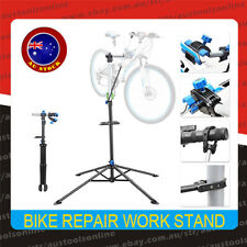 Bike Repair Work Stand Adjustable Home Bicycle Mechanic Quick Release