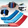 M Couleur Clip Bande Grille Calandre Kidney pour BMW Série 3 F30 F31 2013-2015
