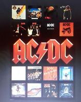 AC/DC MAXI POSTER BRAND NEW & SEALED 61CM X 91CM POSTER