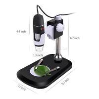 Adjustable Base Stand Holder Bracket 3.3-3.5cm for USB Digital Microscope Camera