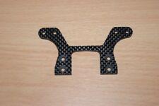 Tamiya 58489 Avante 2011/Black, 3405043/13405043 Rear Damper Stay (Carbon Fibre)