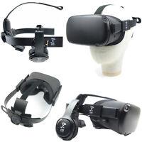 VR 3D Head Strap Belt Adjustable Replacement for Oculus Quest VR Headset Helmet