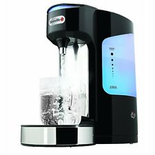 Breville Black VKJ318 Hot Cup Illuminating 3kW 2LKettle with Variable Dispenser