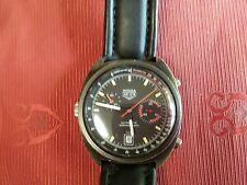 Heuer  Monza Vintage  Automatic Chronograph cal12  ref150.501  70er top selten