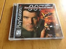 007: Tomorrow Never Dies  (Sony PlayStation 1, 1999)