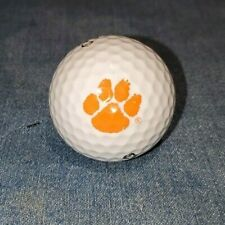 Clemson Tiger golf ball