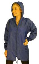 Abrigos y chaquetas de hombre parkas azules de nailon