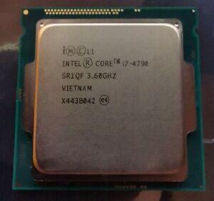 Intel Core i7-4790 - 3,6 GHz Quad-Core Prozessor