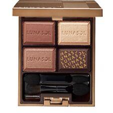 Kanebo Lunasol Selection de Chocolat Eyes #02 chocolat amer winter 2015