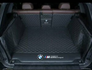 For BMW-X1-X2-X3-X4-X5-X6-X7-2000-2021Car trunk mat