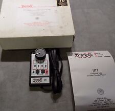 Digitrax Command Control Unit UT 1 Runs Up To 99 Locomotives Brand New