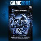 £15 Battle.net Gift Card Key - 15 GBP Pounds UK Battle Net Blizzard Prepaid Code
