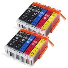 10x DRUCKER PATRONE für Canon MG-5750 MG5720 MG5721 MG5722 MG6850 TS5050 TS6050