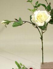 Künstliche Deko-Einzelblumen aus Kunststoff