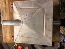 Oil /Water heat exchanger -Large alloy-  Classic Race Car Component