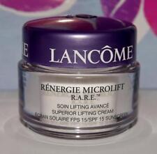 LANCOME Renergie Microlift R.A.R.E. Superior Lifting Cream SPF 15 .5 OZ ~ GWP