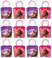 12x Disney Movie Moana Birthday Party Favors Goody Loot Gift Candy Bags Assorted