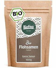 Psyllium Bio 1kg, tout (1000g) - qualité supérieure avec une pureté de 99% -