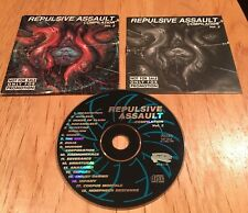 Repulsive Assault Vol 2 CD incantation adramelech morpheus descends avulsed