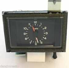 1984 Caprice Impala Parisienne Clock NOS tested by D&M Restoration